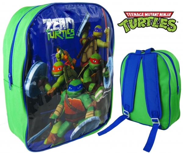 Ninja Turtles Junior Backpacks image