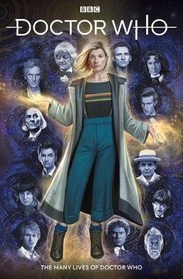 Doctor Who: The Many Lives of Doctor Who by Richard Dinnick image
