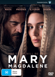 Mary Magdalene on DVD