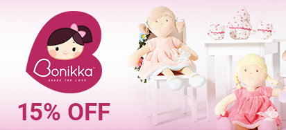15% off Bonikka Doll