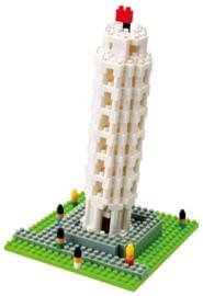nanoblock: Sites To See - Torre Di Pisa