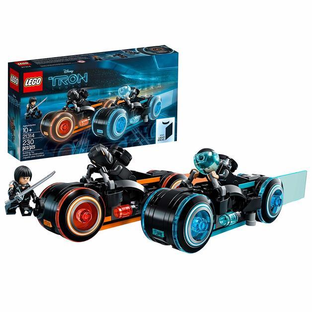 LEGO Idea: Tron Legacy (21314)