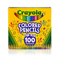 Crayola Colored Pencils - The Big 100