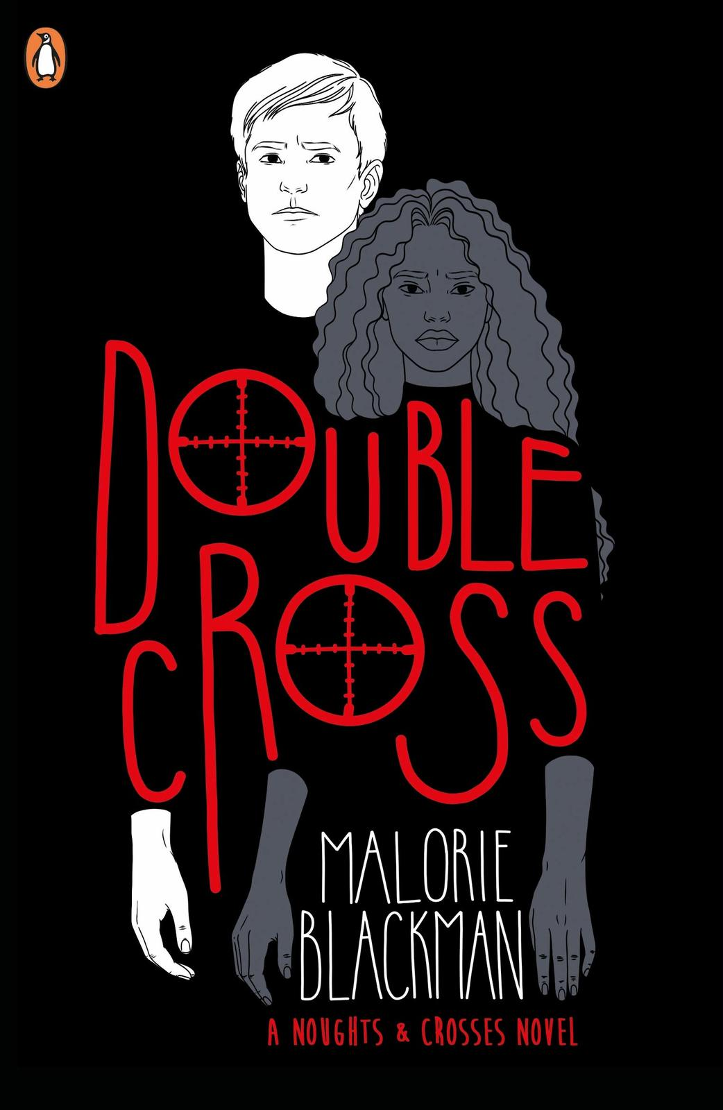 Double Cross by Malorie Blackman image