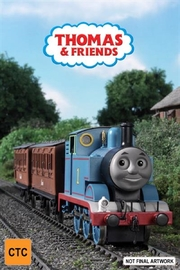 Thomas and Friends - Digs and Discoveries on DVD image