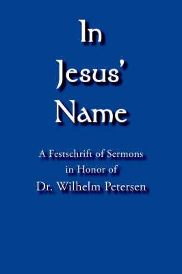 In Jesus' Name by Alexander Ring image