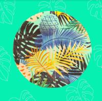Beeswax Wraps Reusable Food Wrap - Paradise