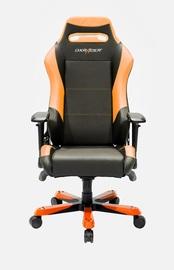 DXRacer Iron Series IS11 Gaming Chair (Black & Orange) for