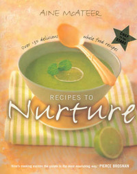Recipes to Nurture by Aine McAteer image