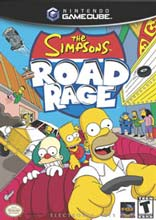 Simpsons Road Rage for GameCube