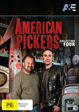 American Pickers - Collection 4 on DVD