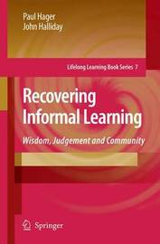 Recovering Informal Learning by Paul Hager image