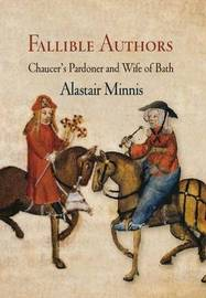Fallible Authors by Alastair Minnis