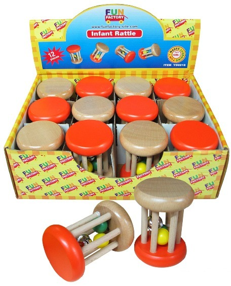 Fun Factory - Infant Rattle
