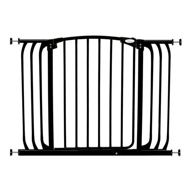 Buy Dream Baby Chelsea Hallway Safety Gate Black At Mighty Ape Nz
