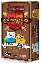 Adventure Time Card Wars - Finn Vs Jake