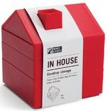 Monkey Business - In House Desktop Storage (Red)