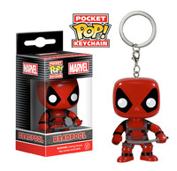 Deadpool: Pocket Pop! Keychain