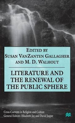 Literature and the Renewal of the Public Sphere by Mark D. Walhout image