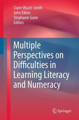 Multiple Perspectives on Difficulties in Learning Literacy and Numeracy image
