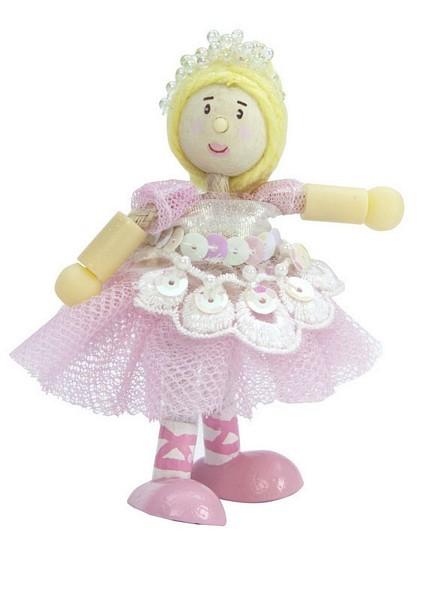 Le Toy Van: Budkins - Ballerina Bea image