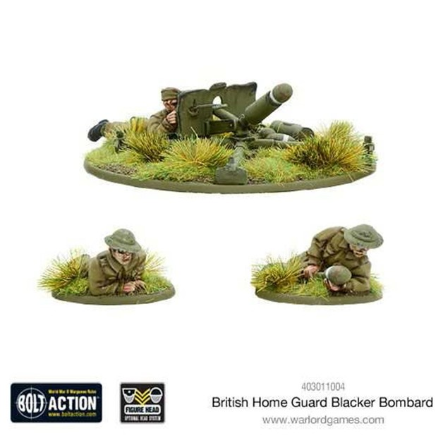 British Blacker Bombard