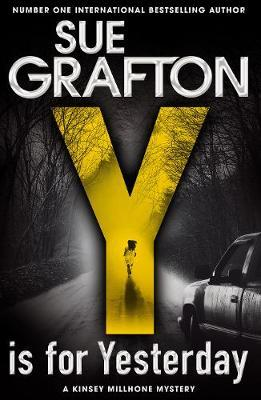 Y is for Yesterday by Sue Grafton image