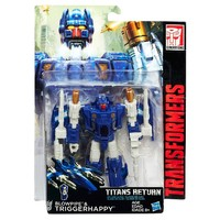 Transformers: Generations - Titans Return Blowpipe & Triggerhappy