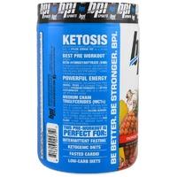 BPI Sports Keto Best Pre-Workout - Tropical Freeze (30 Serve) image