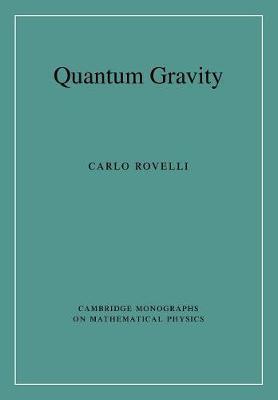 Quantum Gravity by Carlo Rovelli