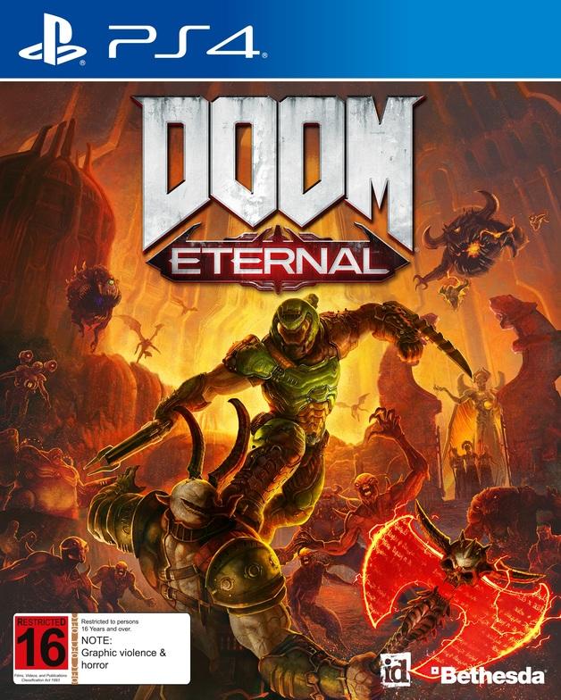DOOM Eternal for PS4