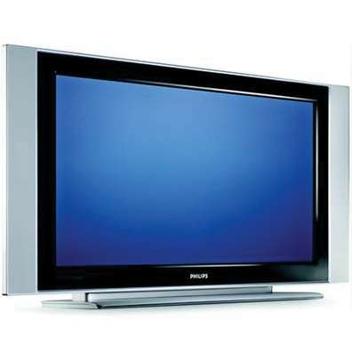 "Philips 32"" Widescreen LCD TV with Pixel Plus image"