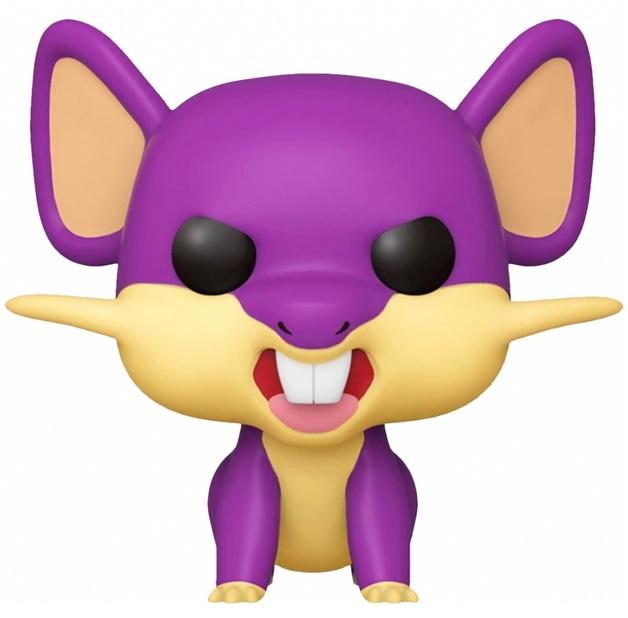 Pokemon: Rattata - Pop! Vinyl Figure