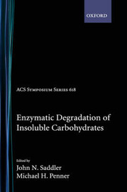Enzymatic Degradation of Insoluble Carbohydrates image