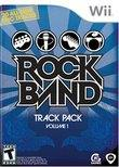 Rock Band Song Pack: Vol. 1 for Nintendo Wii