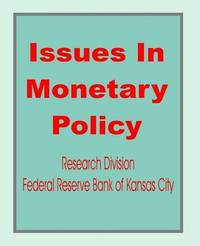 Issues in Monetary Policy by Books for Business image