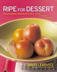 Ripe for Dessert by David Lebovitz image