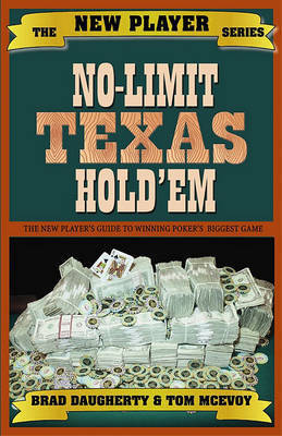 No-limit Texas Hold'em by Brad Daugherty