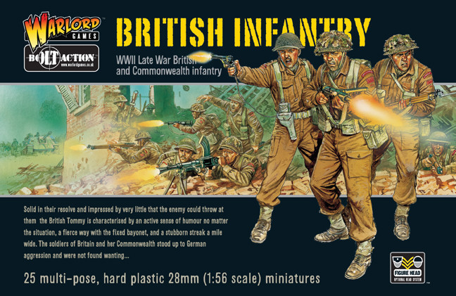 British Infantry image