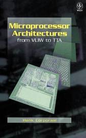 Microprocessor Architectures by Henk Corporaal image