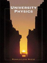 University Physics (with InfoTrac (R)) by Ronald Reese image