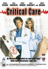 Critical Care on DVD
