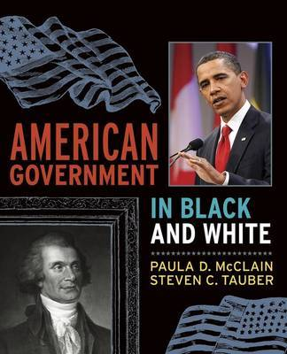 American Government in Black and White by Paula D. McClain image