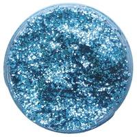 Snazaroo Glitter Gel - Sky Blue (12ml)