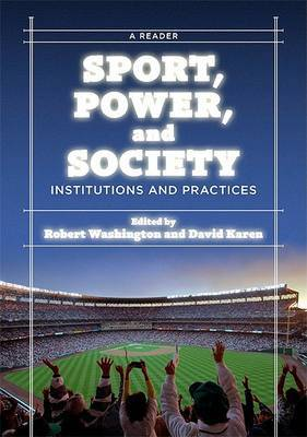 Sport, Power, and Society by David Karen image
