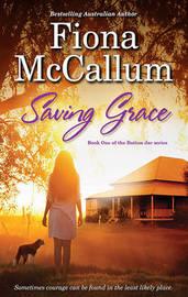 SAVING GRACE by Fiona McCallum