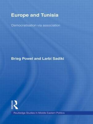 Europe and Tunisia by Brieg Powel