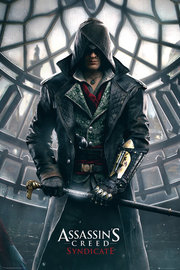 Assassin's Creed Syndicate - Big Ben Maxi Poster (539)