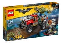 LEGO Batman Movie: Killer Croc Tail-Gator (70907)