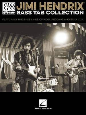 Jimi Hendrix Bass Tab Collection - Bass Recorded Versions by Jimi Hendrix
